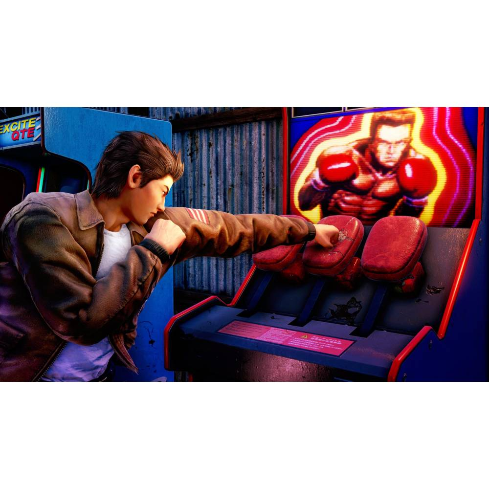 Shenmue III (PS4/PS5) (Английская версия) (Shenmue III (PS4/PS5) (EN)) фото 3