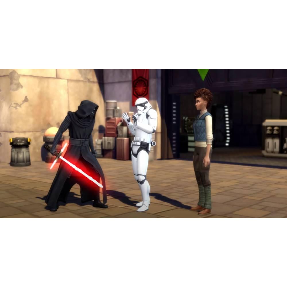 The Sims 4 + Star Wars: Journey to Batuu Bundle (PS4/PS5) (Російські субтитри) (The Sims 4 + Star Wars: Journey to Batuu Bundle (PS4/PS5) (RU)) фото 5