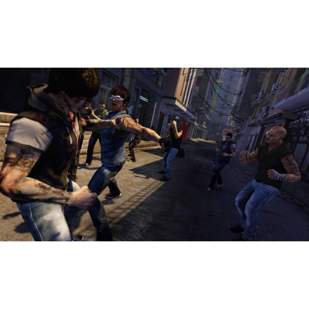 Sleeping Dogs: Definitive Edition (PS4/PS5) (Русские субтитры) (Sleeping Dogs: Definitive Edition (PS4/PS5) (RU)) фото 4