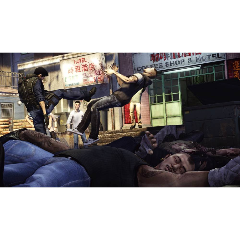 Sleeping Dogs: Definitive Edition (PS4/PS5) (Русские субтитры) (Sleeping Dogs: Definitive Edition (PS4/PS5) (RU)) фото 5