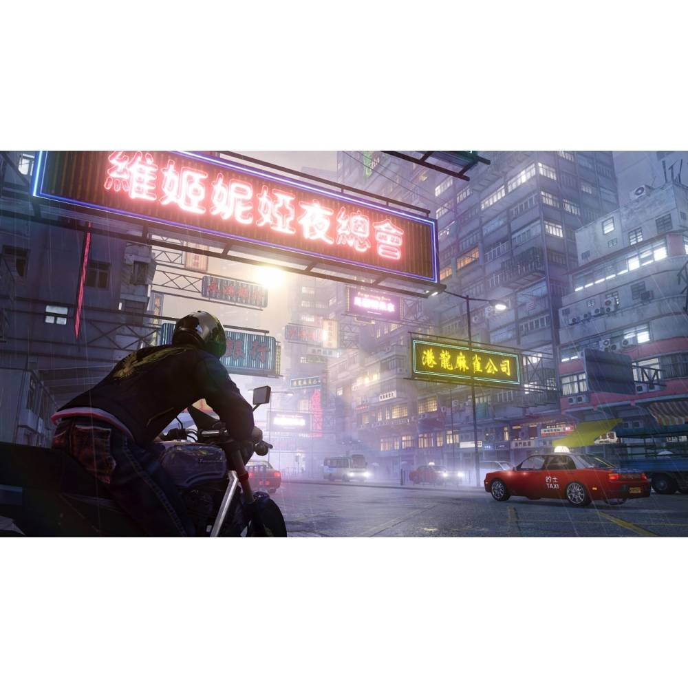 Sleeping Dogs: Definitive Edition (PS4/PS5) (Русские субтитры) (Sleeping Dogs: Definitive Edition (PS4/PS5) (RU)) фото 6