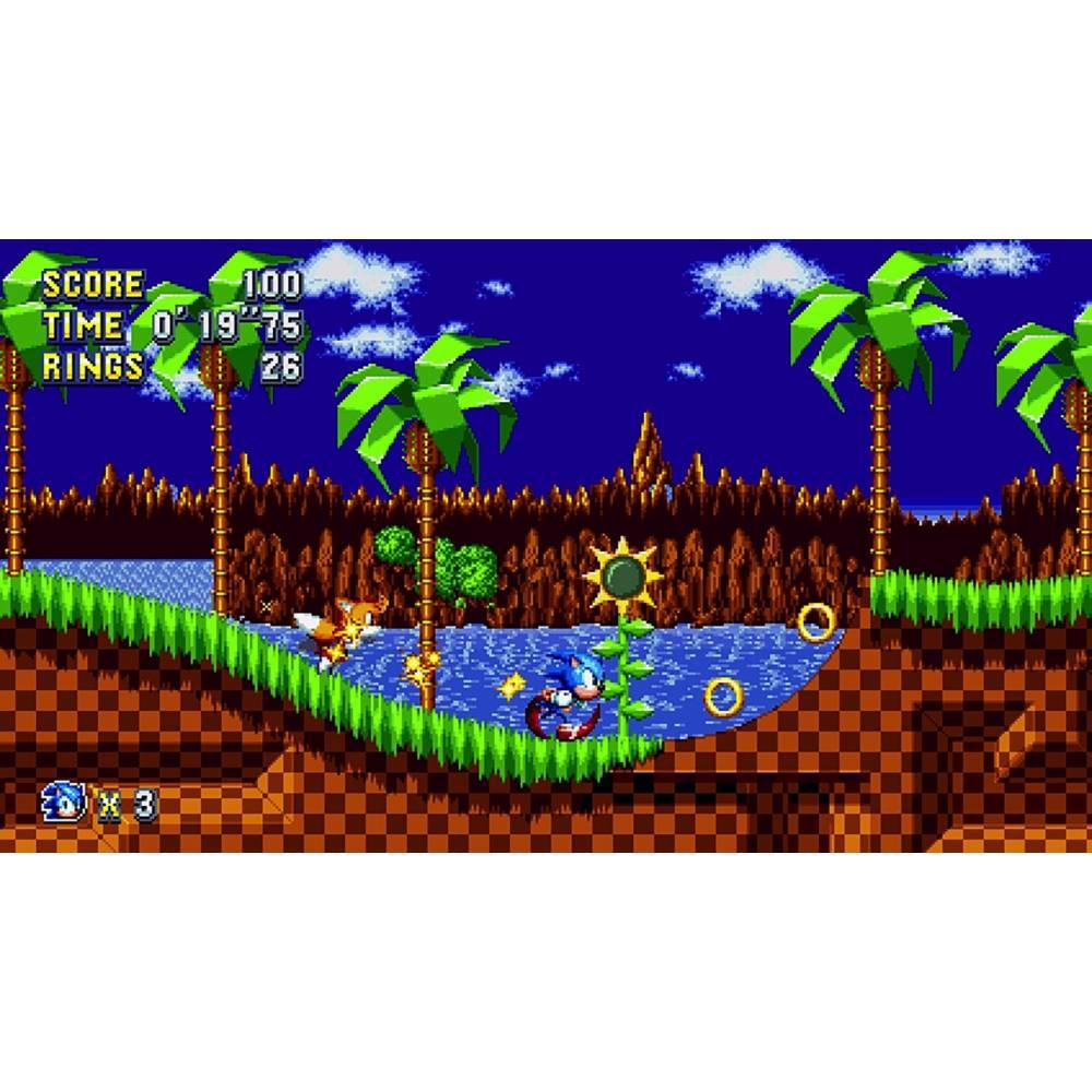 Sonic Mania (PS4/PS5) (Англійська версія) (Sonic Mania (PS4/PS5) (EN)) фото 3