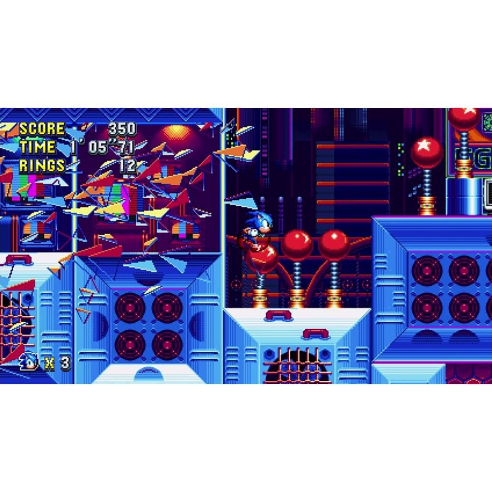 Sonic Mania (PS4/PS5) (Англійська версія) (Sonic Mania (PS4/PS5) (EN)) фото 4