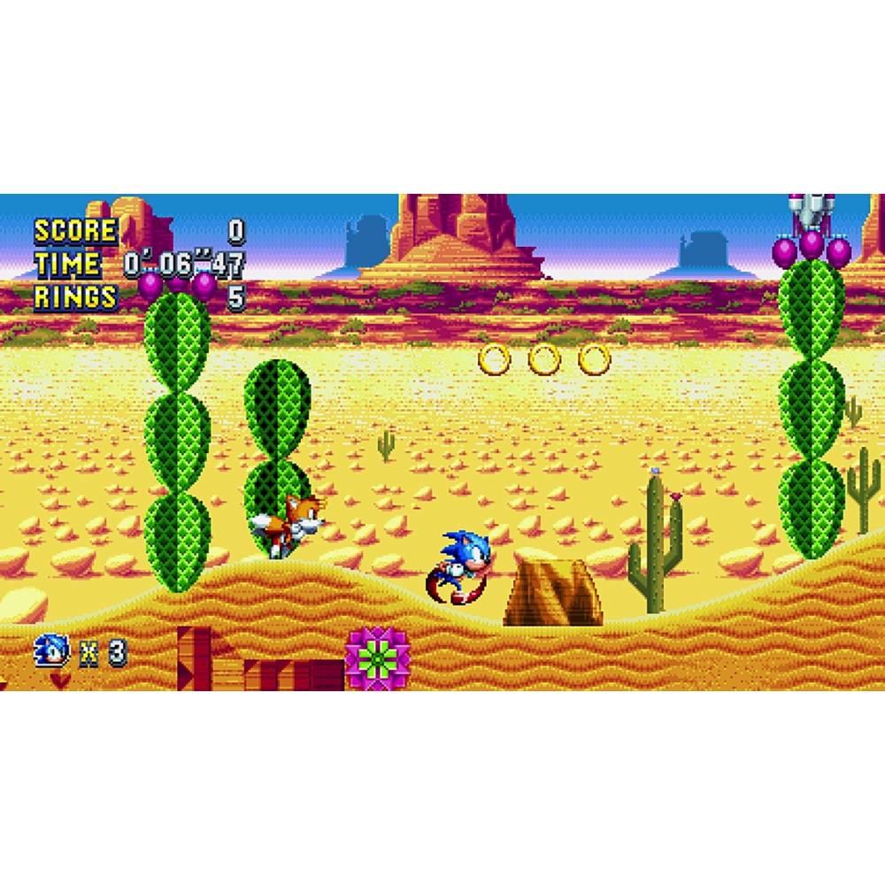 Sonic Mania (PS4/PS5) (Англійська версія) (Sonic Mania (PS4/PS5) (EN)) фото 5