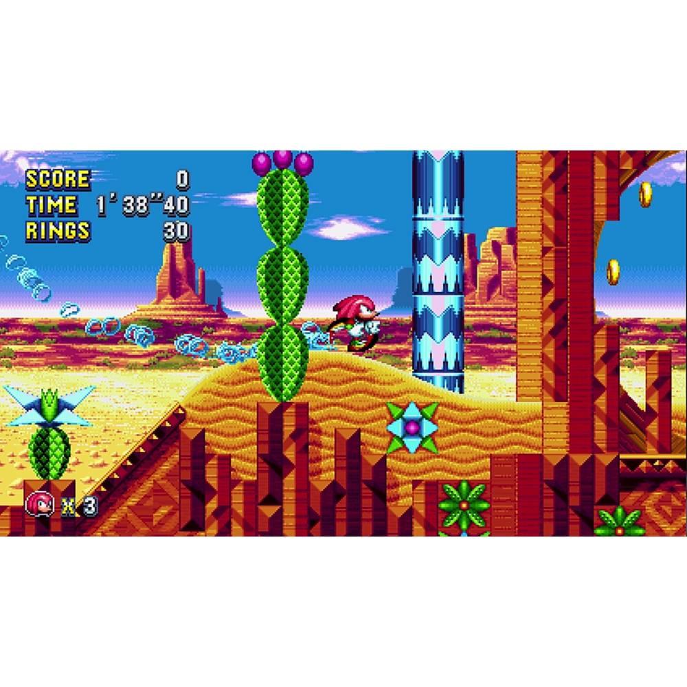 Sonic Mania (PS4/PS5) (Англійська версія) (Sonic Mania (PS4/PS5) (EN)) фото 6