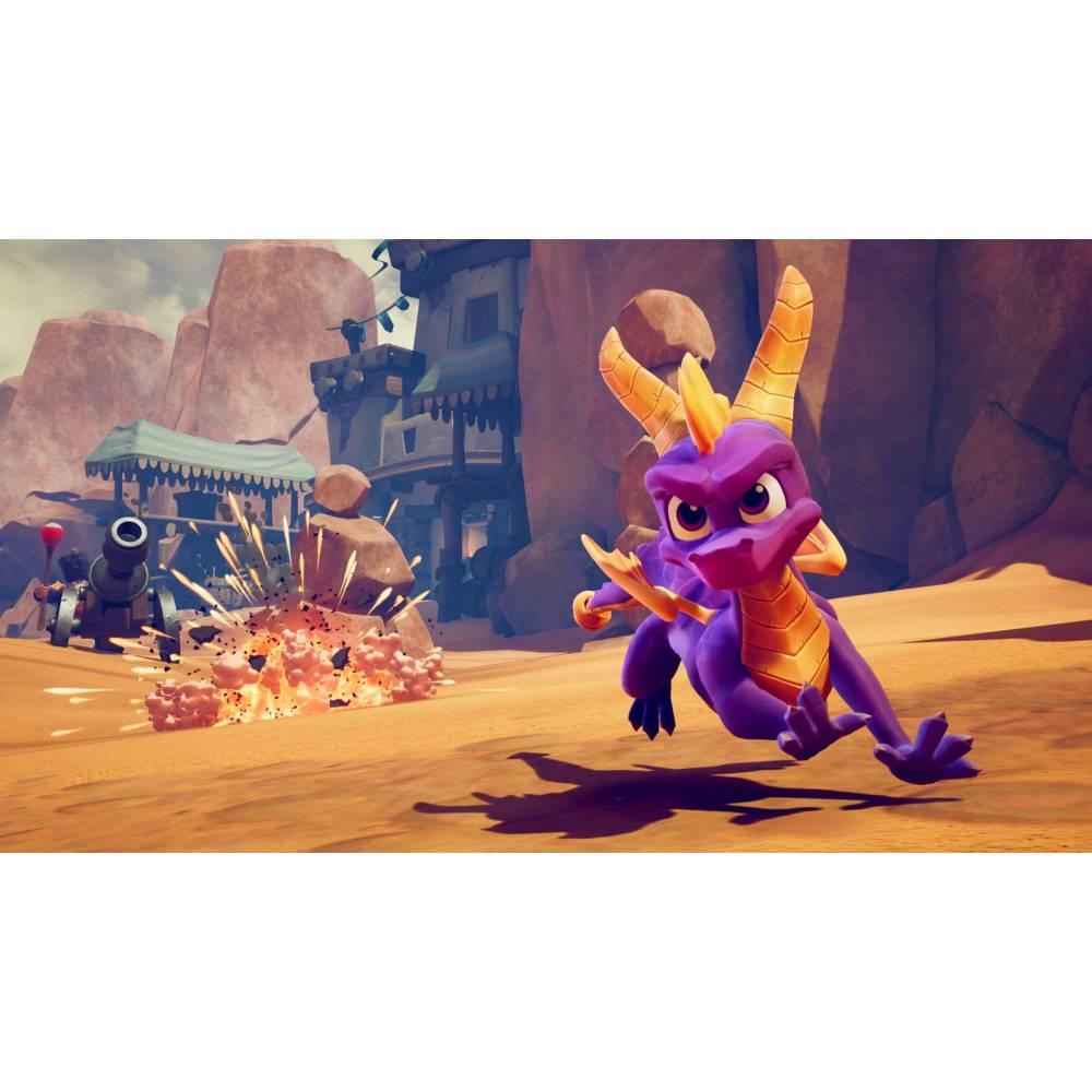 Spyro Reignited Trilogy (PS4) (Російська версія) (Spyro Reignited Trilogy (PS4) (RU)) фото 3