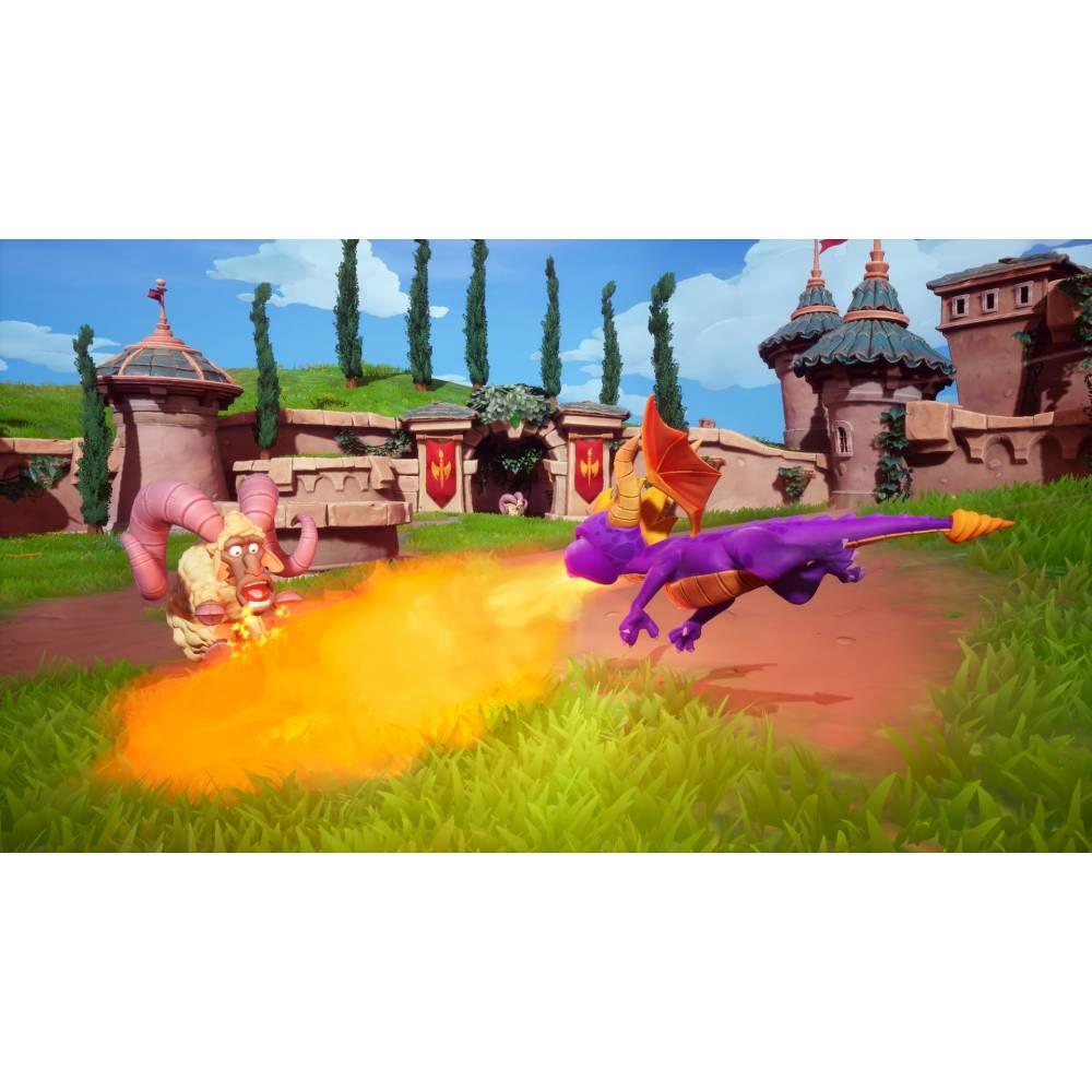 Spyro Reignited Trilogy (PS4) (Російська версія) (Spyro Reignited Trilogy (PS4) (RU)) фото 4