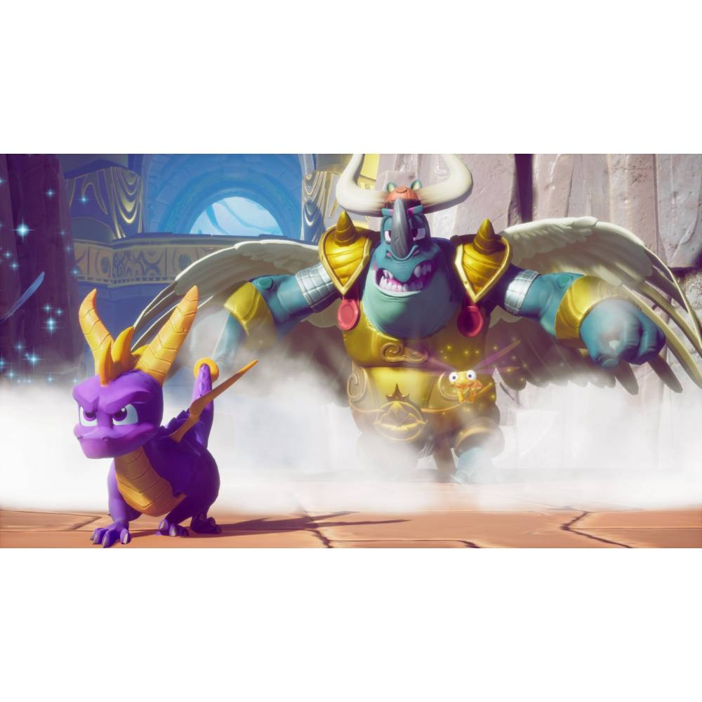 Spyro Reignited Trilogy (PS4) (Російська версія) (Spyro Reignited Trilogy (PS4) (RU)) фото 6