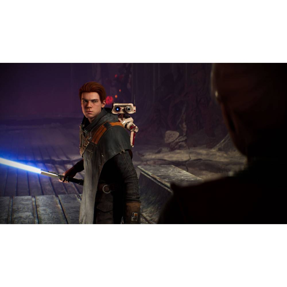 Star Wars Jedi: Fallen Order (Зоряні Війни Джедаї: Полеглий Орден) (PS4) (Російська версія) (Star Wars Jedi: Fallen Order (PS4) (RU)) фото 6