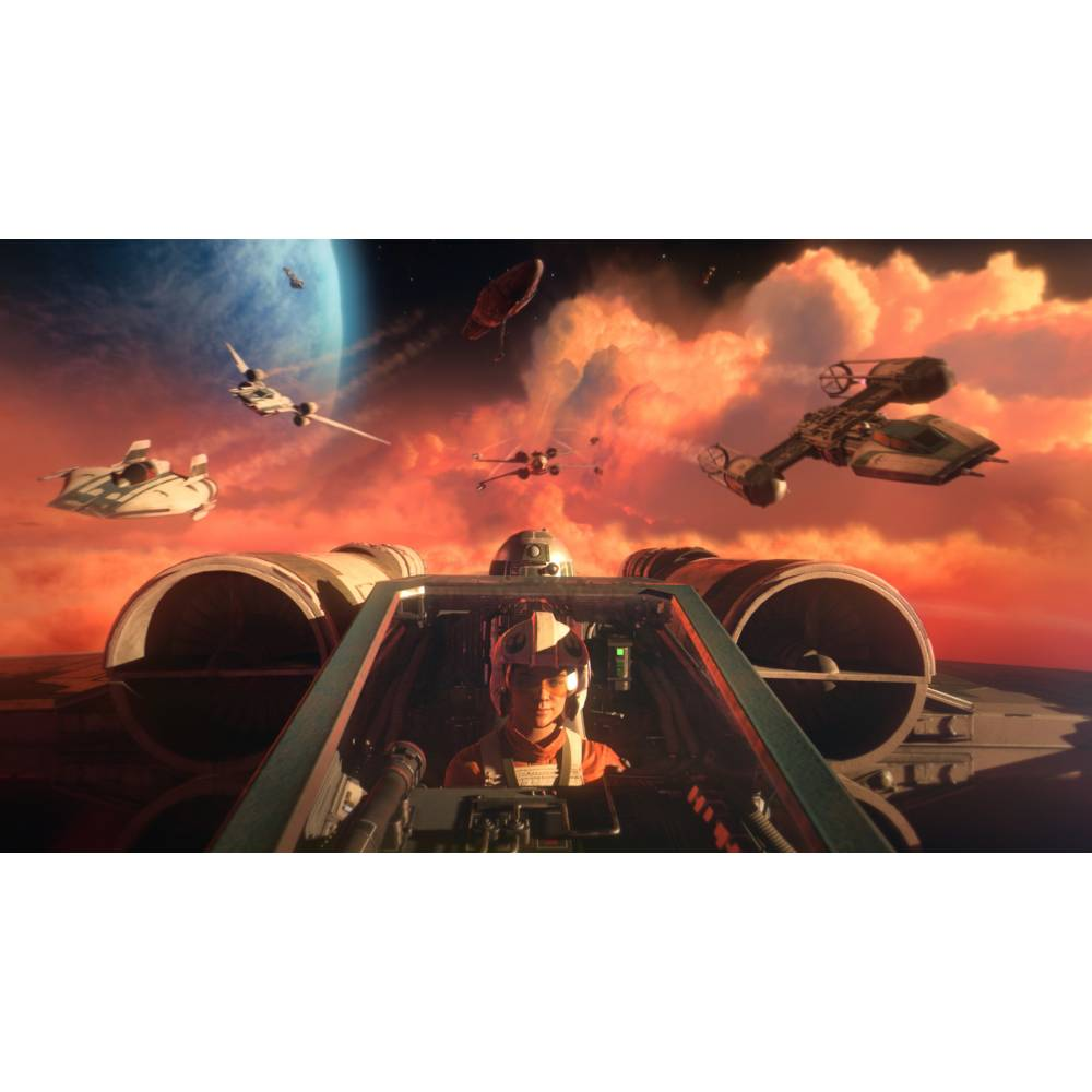 Star Wars: Squadrons (PS4/PS5) (Русские субтитры) (Star Wars: Squadrons (PS4/PS5) (RU)) фото 5