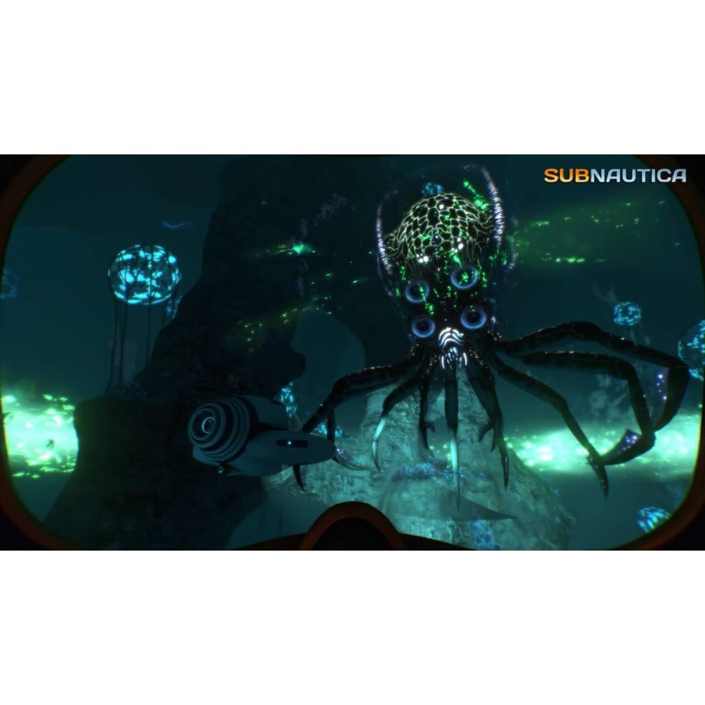 Subnautica (PS4/PS5) (Русские субтитры) (Subnautica (PS4/PS5) (RU)) фото 3