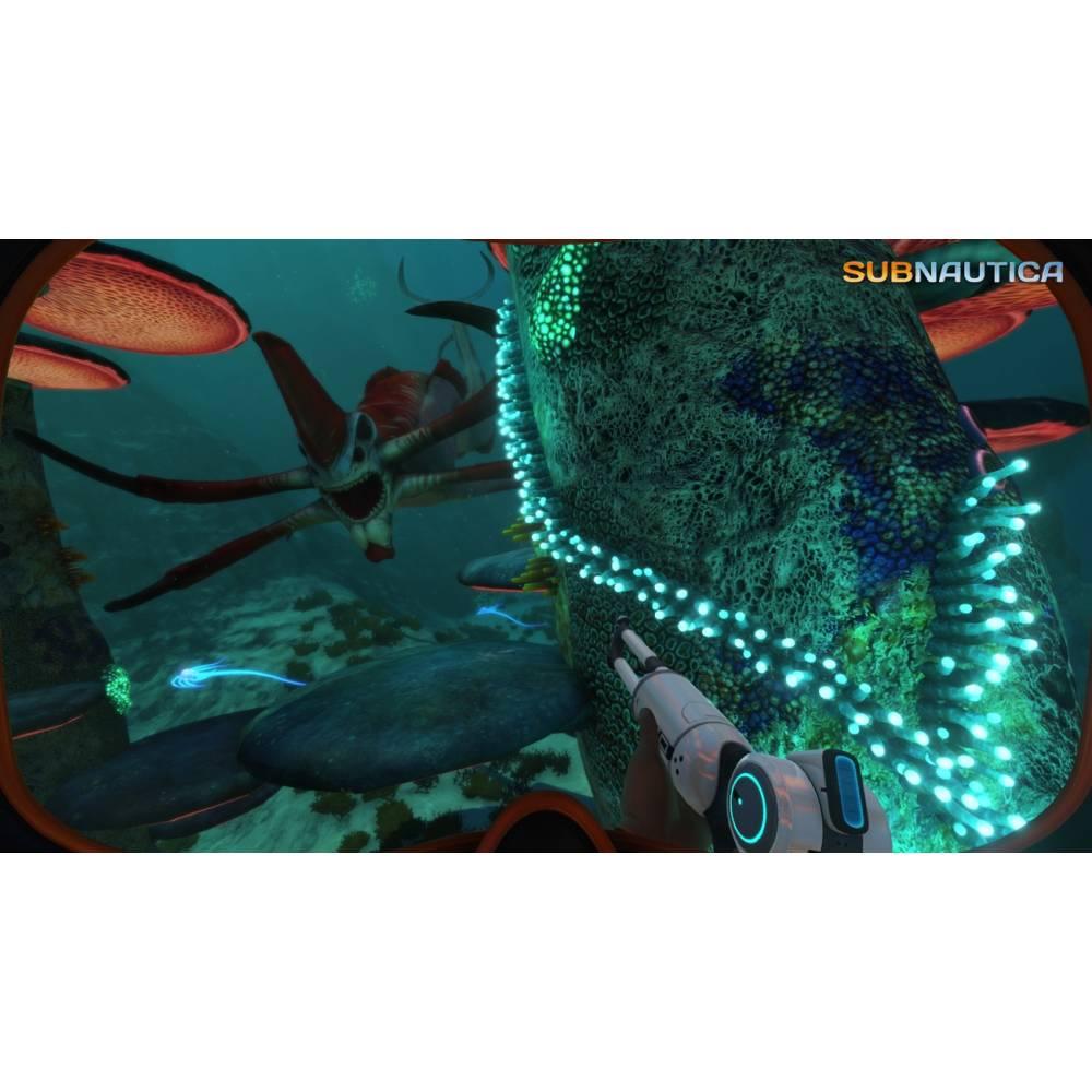 Subnautica (PS4/PS5) (Русские субтитры) (Subnautica (PS4/PS5) (RU)) фото 4