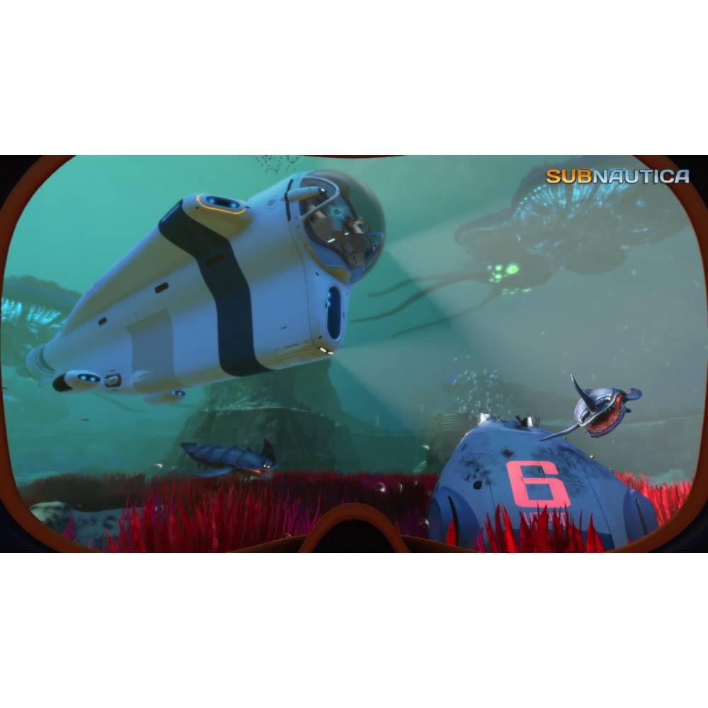 Subnautica (PS4/PS5) (Русские субтитры) (Subnautica (PS4/PS5) (RU)) фото 5