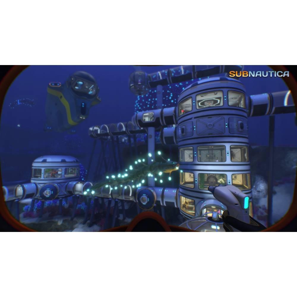 Subnautica (PS4/PS5) (Русские субтитры) (Subnautica (PS4/PS5) (RU)) фото 6
