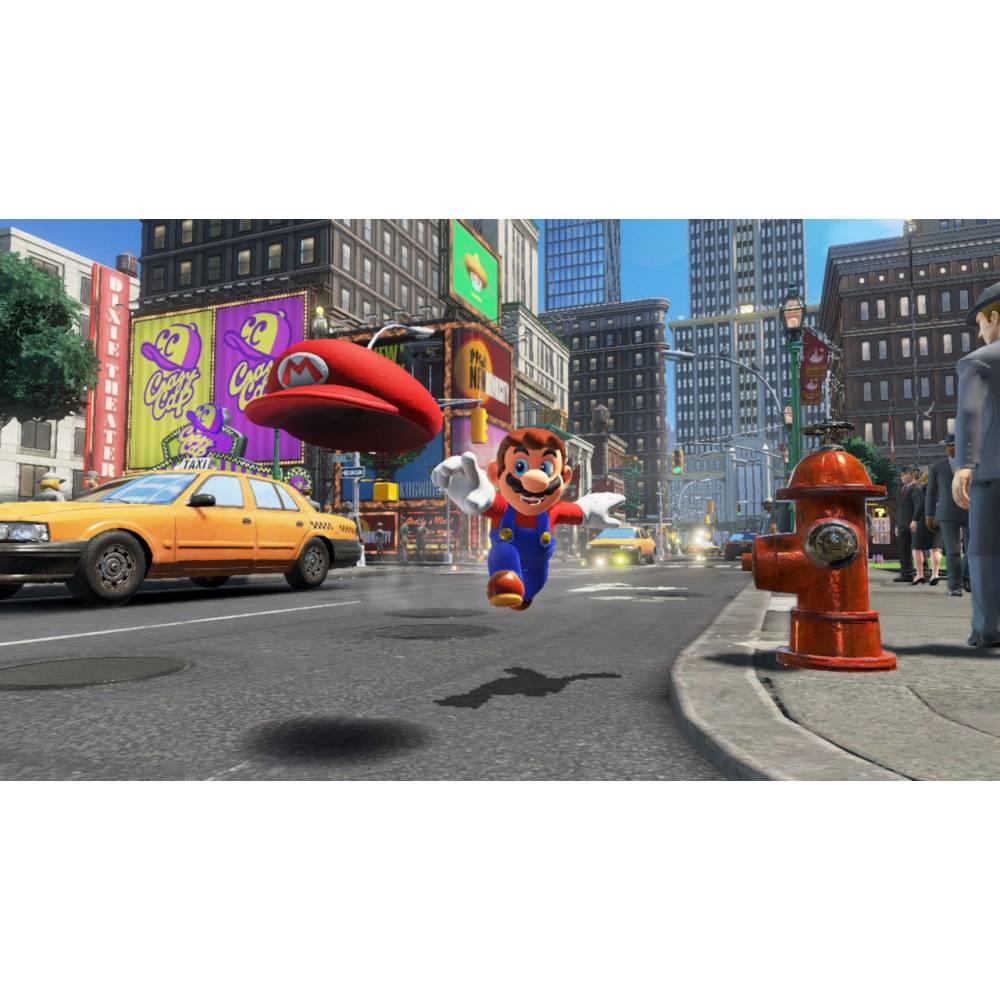 Super Mario Odyssey (Nintendo Switch) (Російська версія) (Super Mario Odyssey (Nintendo Switch) (RU)) фото 3