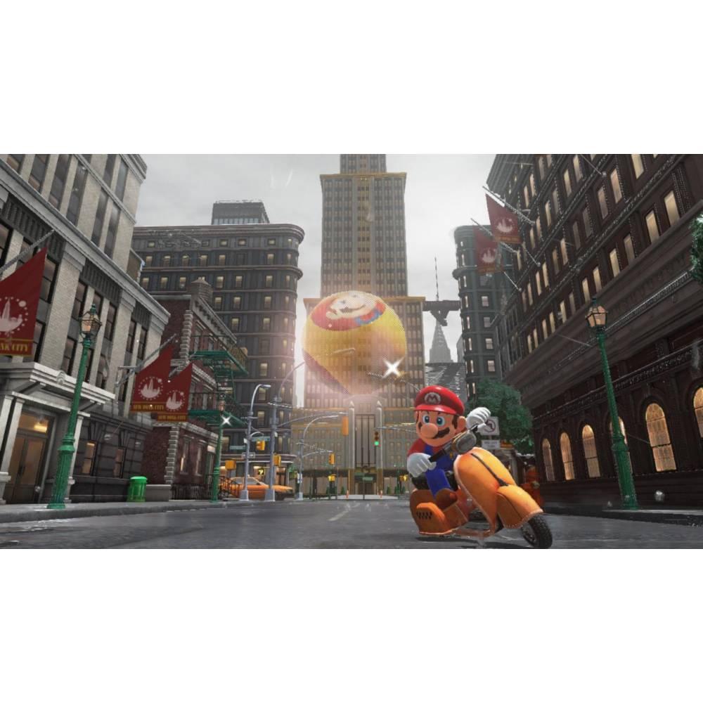 Super Mario Odyssey (Nintendo Switch) (Російська версія) (Super Mario Odyssey (Nintendo Switch) (RU)) фото 4