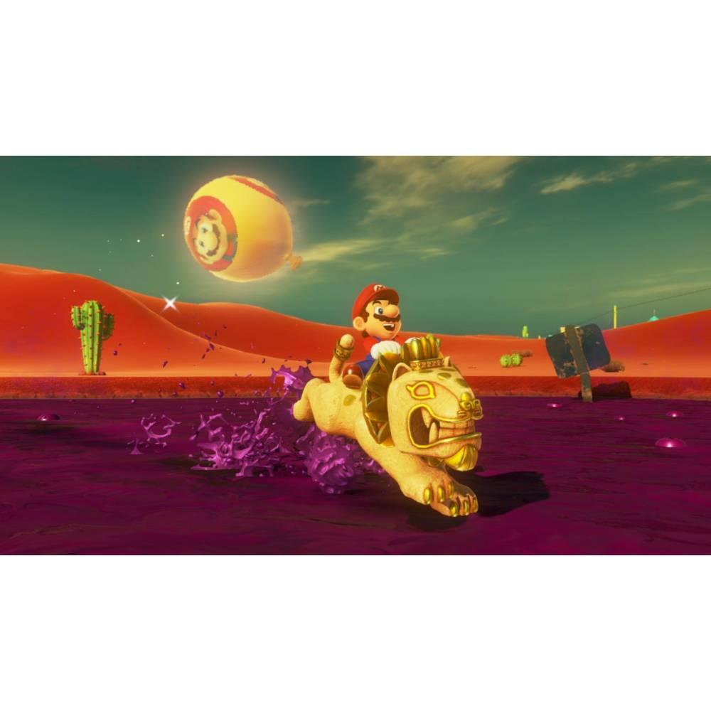 Super Mario Odyssey (Nintendo Switch) (Російська версія) (Super Mario Odyssey (Nintendo Switch) (RU)) фото 5