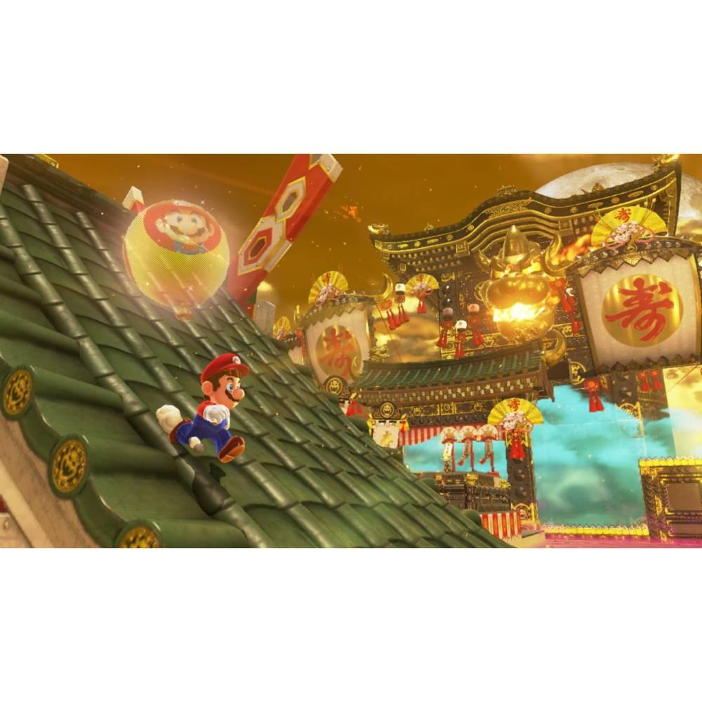 Super Mario Odyssey (Nintendo Switch) (Російська версія) (Super Mario Odyssey (Nintendo Switch) (RU)) фото 6
