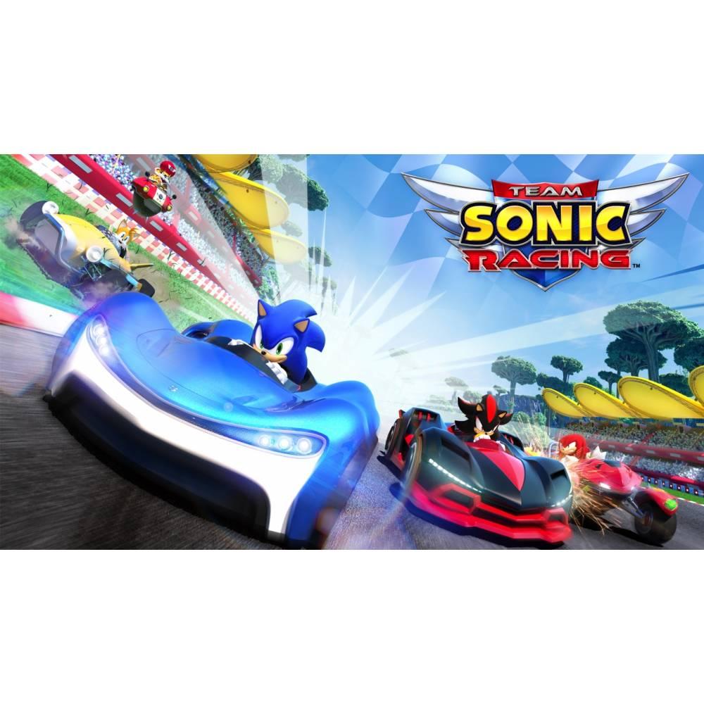 Team Sonic Racing (PS4/PS5) (Російські субтитри) (Team Sonic Racing (PS4/PS5) (RU)) фото 3