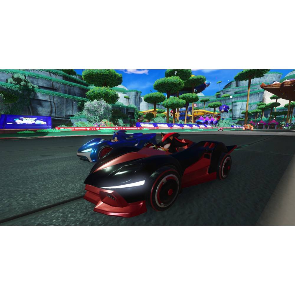 Team Sonic Racing (PS4/PS5) (Російські субтитри) (Team Sonic Racing (PS4/PS5) (RU)) фото 4
