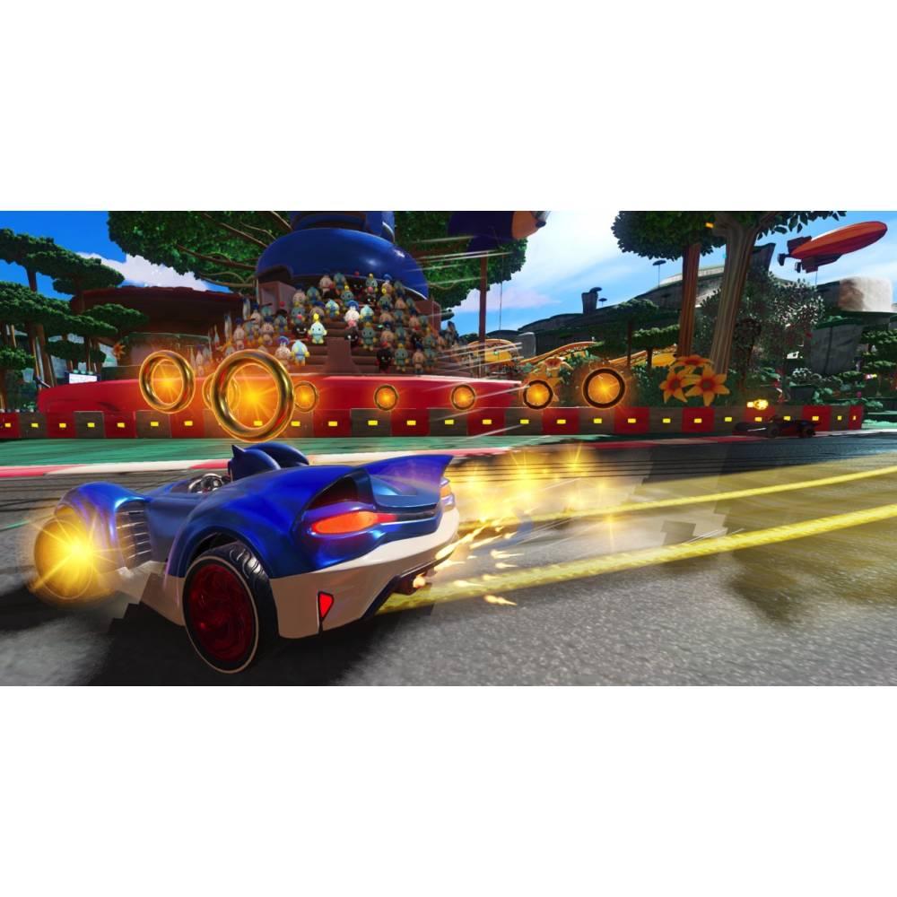 Team Sonic Racing (PS4/PS5) (Російські субтитри) (Team Sonic Racing (PS4/PS5) (RU)) фото 5