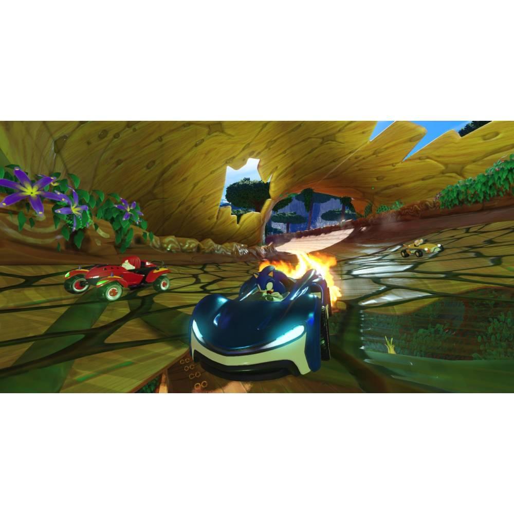 Team Sonic Racing (PS4/PS5) (Російські субтитри) (Team Sonic Racing (PS4/PS5) (RU)) фото 6