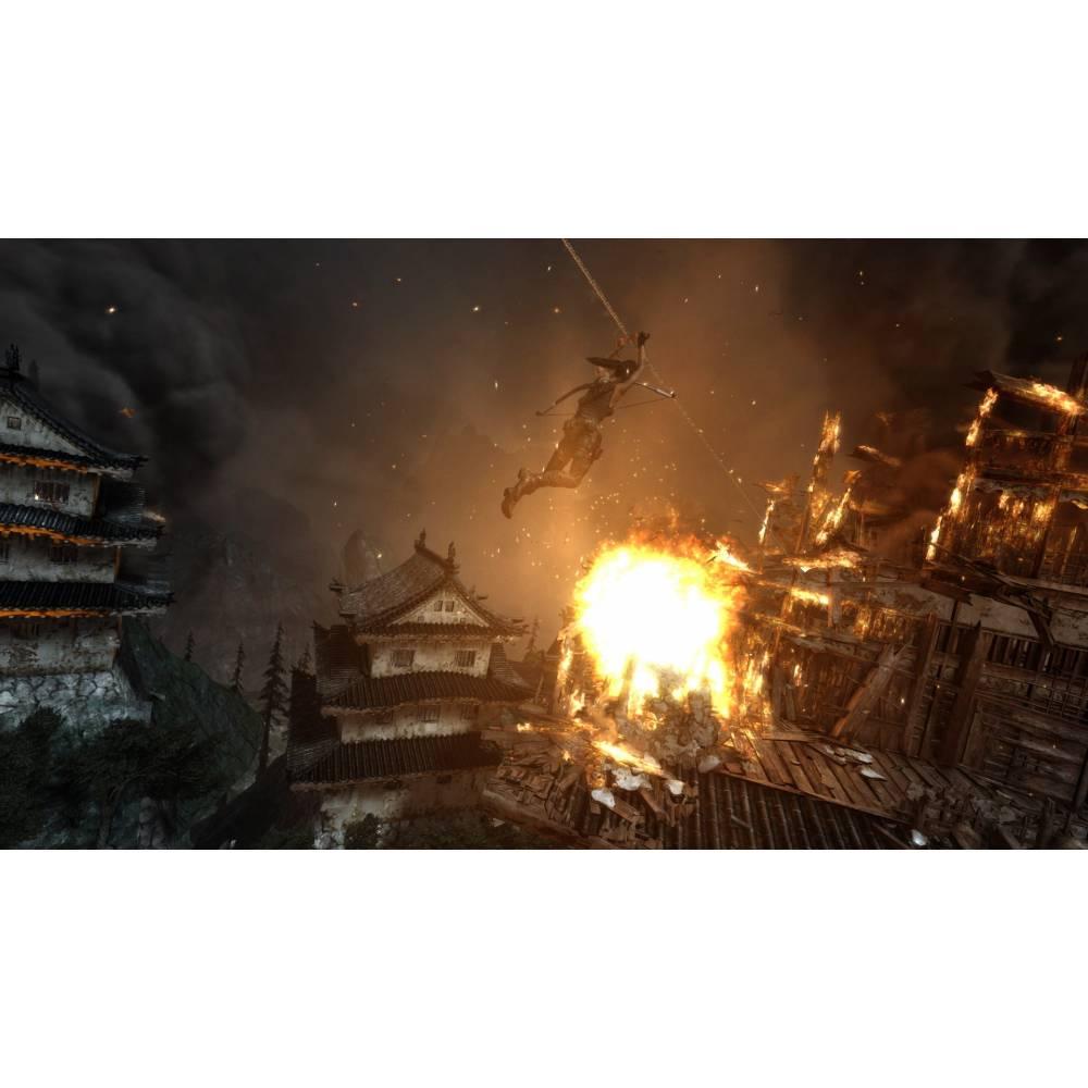 Tomb Raider: Definitive Edition (PS4/PS5) (Русская озвучка) (Tomb Raider: Definitive Edition (PS4/PS5) (RU)) фото 3