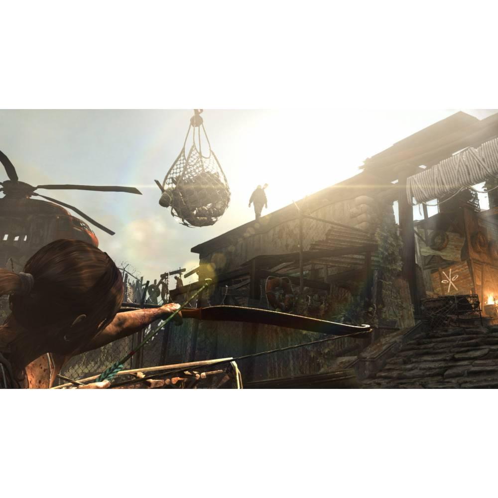 Tomb Raider: Definitive Edition (PS4/PS5) (Русская озвучка) (Tomb Raider: Definitive Edition (PS4/PS5) (RU)) фото 4