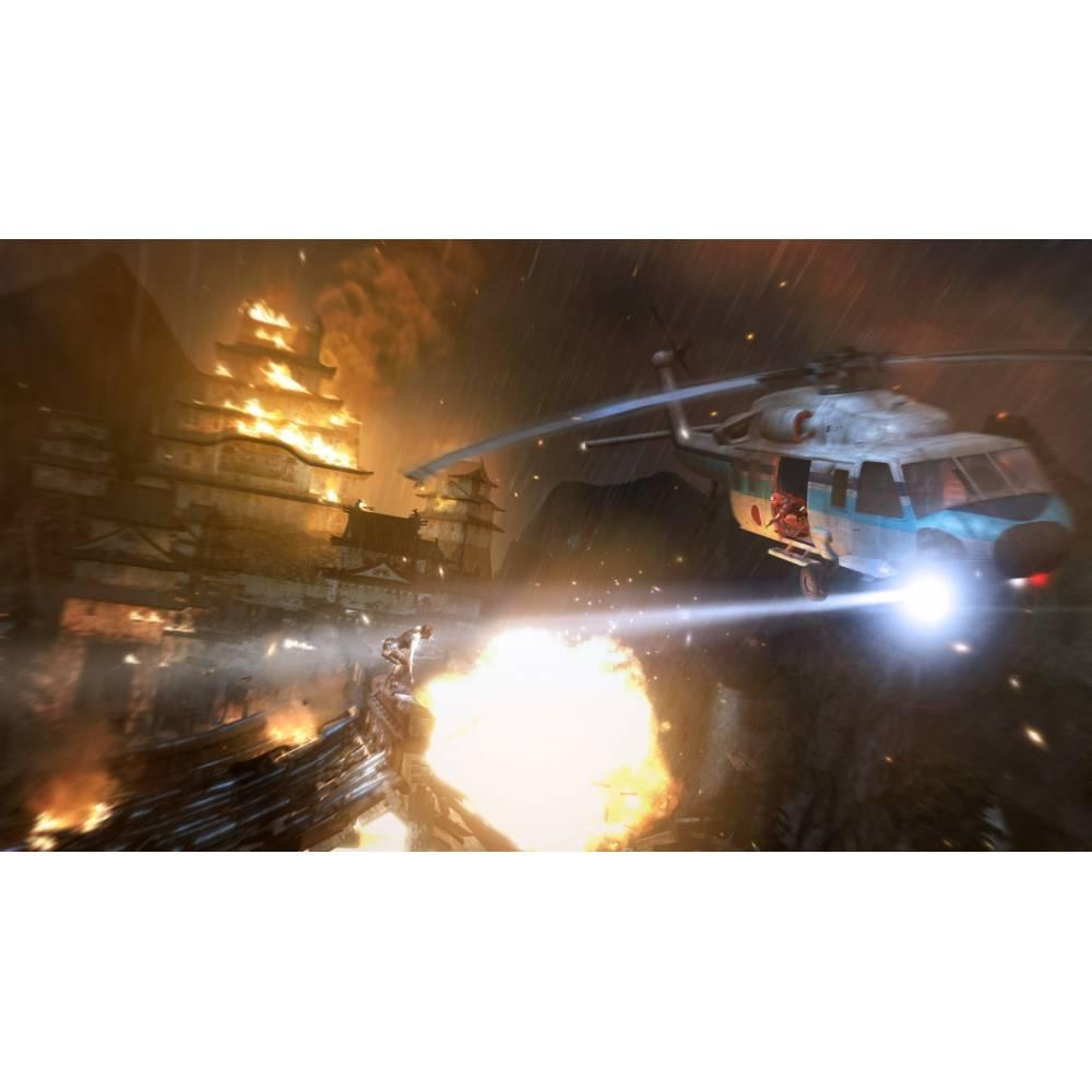 Tomb Raider: Definitive Edition (PS4/PS5) (Русская озвучка) (Tomb Raider: Definitive Edition (PS4/PS5) (RU)) фото 5