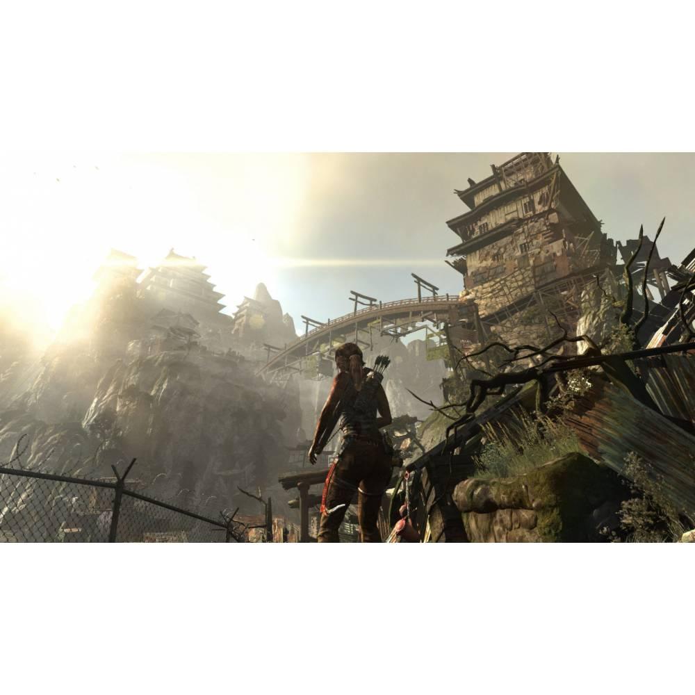 Tomb Raider: Definitive Edition (PS4/PS5) (Русская озвучка) (Tomb Raider: Definitive Edition (PS4/PS5) (RU)) фото 6