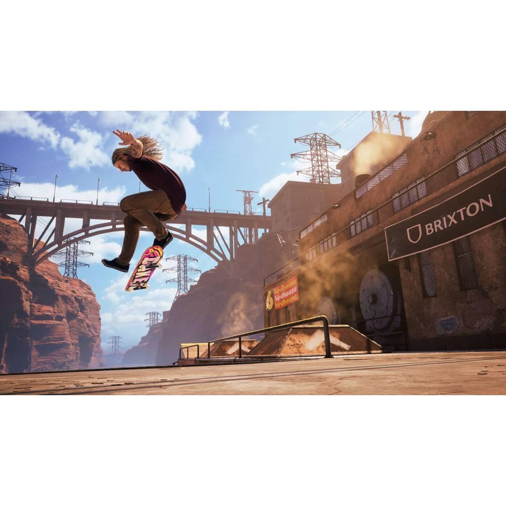 Tony Hawk's Pro Skater 1 + 2 (PS4/PS5) (Англійська версія) (Tony Hawk's Pro Skater 1 + 2 (PS4/PS5) (EN)) фото 4
