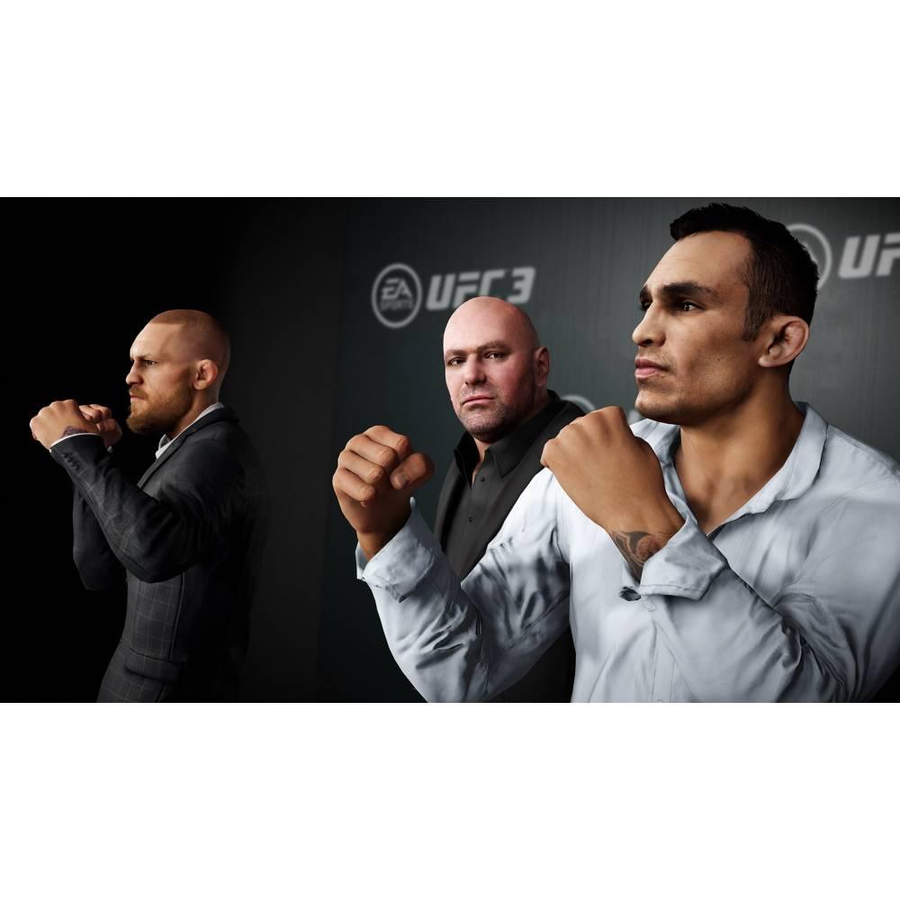 UFC 3 (PS4) (Русская версия) (UFC 3 (PS4) (RU)) фото 3