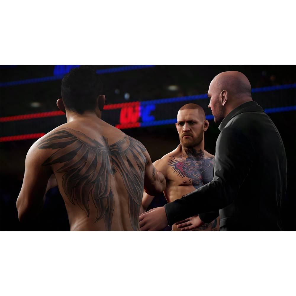 UFC 3 (PS4) (Русская версия) (UFC 3 (PS4) (RU)) фото 4
