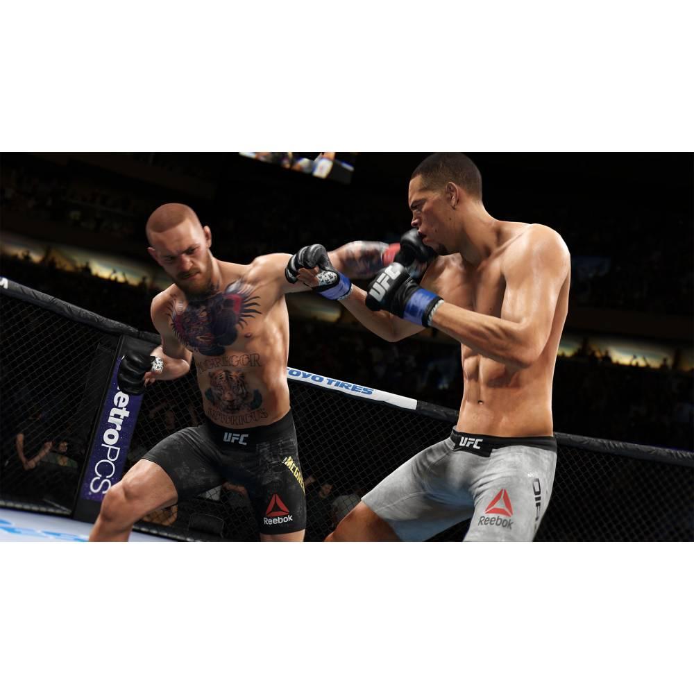 UFC 3 (PS4) (Русская версия) (UFC 3 (PS4) (RU)) фото 5