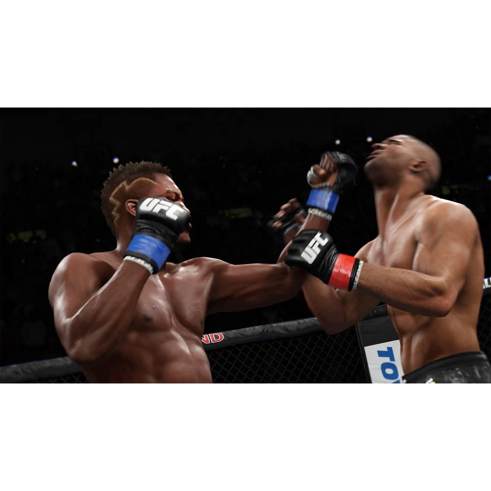 UFC 3 (PS4) (Русская версия) (UFC 3 (PS4) (RU)) фото 6