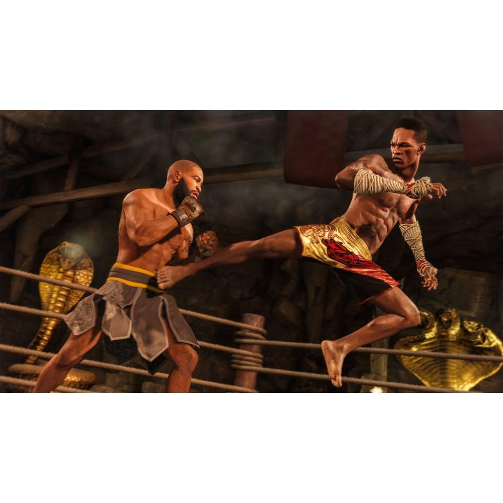 UFC4 (XBOX ONE) (Цифровая версия) (Русская версия) (UFC4 (XBOX ONE) (DIGITAL) (RU)) фото 3