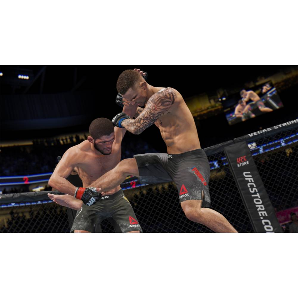 UFC4 (PS4/PS5) (Русские субтитры) (UFC4 (PS4/PS5) (RU)) фото 4