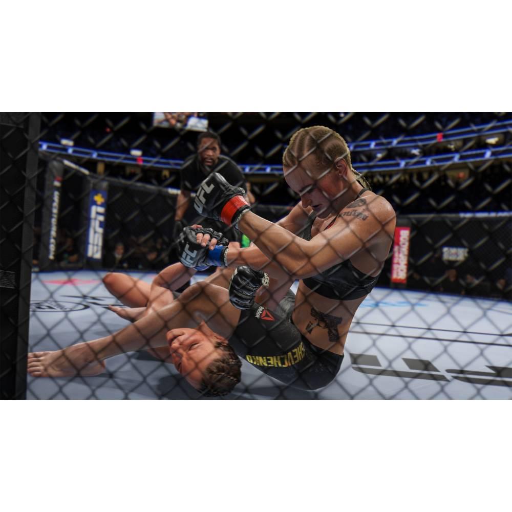 UFC4 (PS4/PS5) (Русские субтитры) (UFC4 (PS4/PS5) (RU)) фото 5