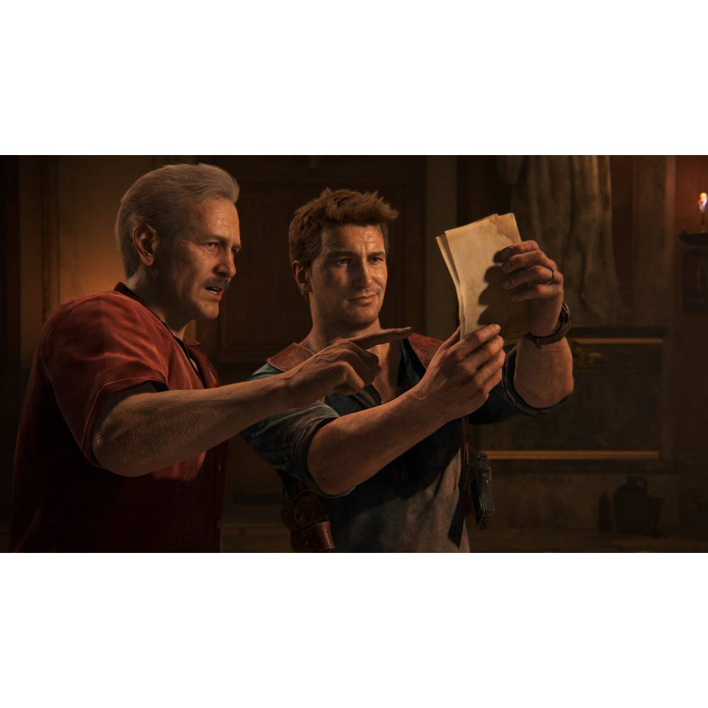Uncharted 4: A Thief's End (Uncharted 4: Путь вора) (PS4) (Русская версия) (Uncharted 4: A Thief's End (PS4) (RU)) фото 3