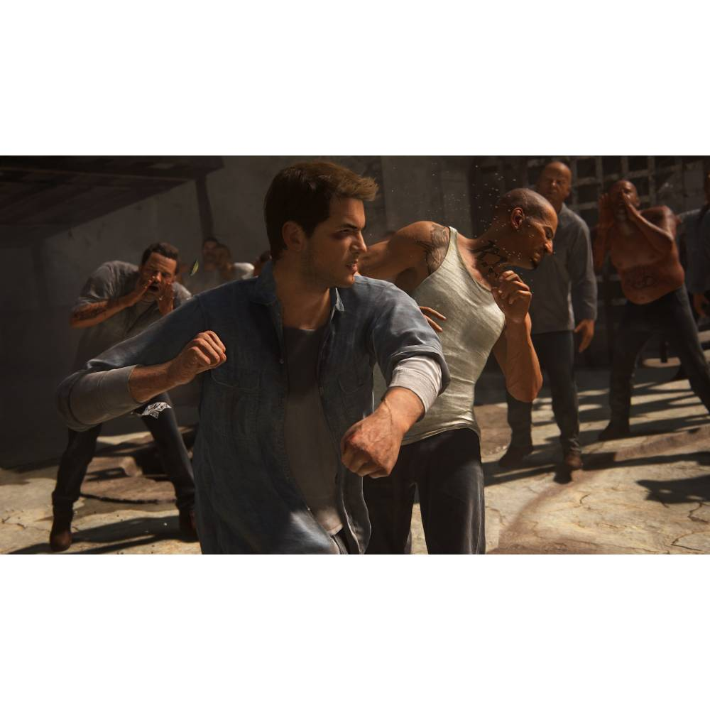 Uncharted 4: A Thief's End (Uncharted 4: Путь вора) (PS4) (Русская версия) (Uncharted 4: A Thief's End (PS4) (RU)) фото 5