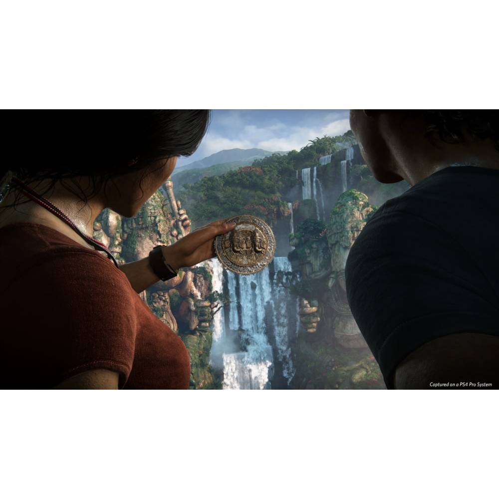 Uncharted: The Lost Legacy (Uncharted: Втрачена спадщина) (PS4) (Російська версія) (Uncharted: The Lost Legacy (PS4) (RU)) фото 3