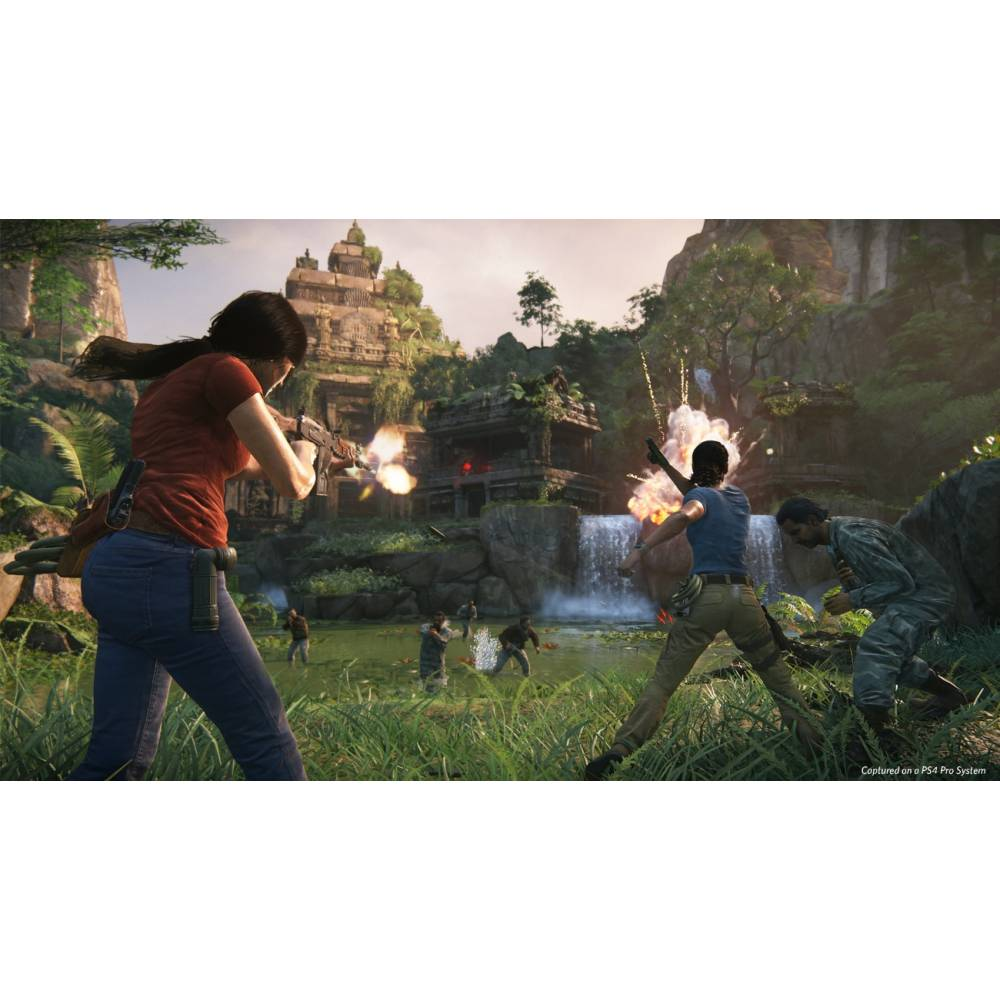 Uncharted: The Lost Legacy (Uncharted: Втрачена спадщина) (PS4) (Російська версія) (Uncharted: The Lost Legacy (PS4) (RU)) фото 6