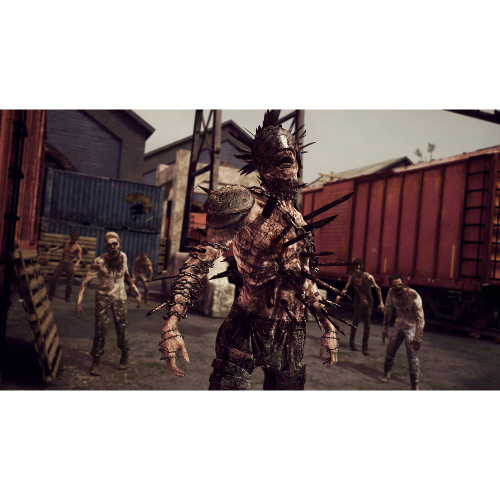 The Walking Dead Onslaught (PS4/PS5) (Англійська версія) (The Walking Dead Onslaught (PS4/PS5) (EN)) фото 5
