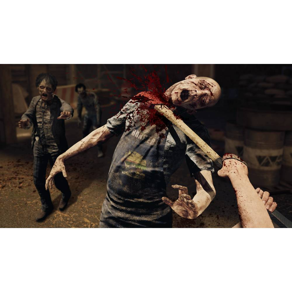 The Walking Dead Onslaught (PS4/PS5) (Англійська версія) (The Walking Dead Onslaught (PS4/PS5) (EN)) фото 6