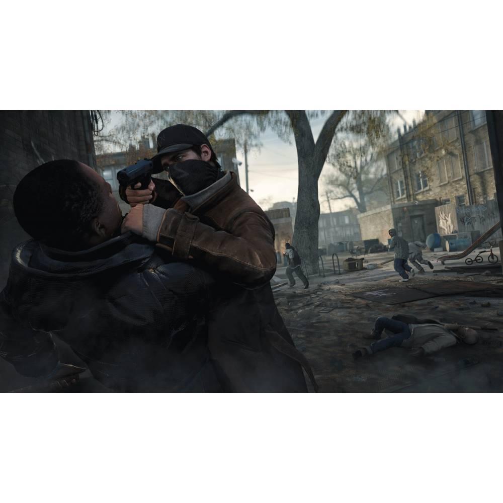 Watch Dogs (PS4) (Русская версия) (Watch Dogs (PS4) (RU)) фото 6
