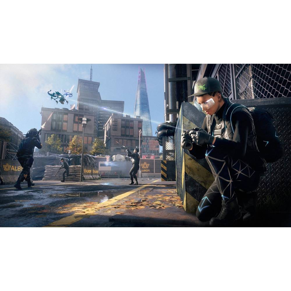 Watch Dogs: Legion (PS4/PS5) (Русские субтитры) (Watch Dogs: Legion (PS4/PS5) (RU)) фото 3