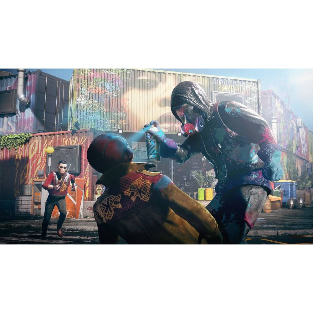 Watch Dogs: Legion (PS4/PS5) (Русские субтитры) (Watch Dogs: Legion (PS4/PS5) (RU)) фото 4