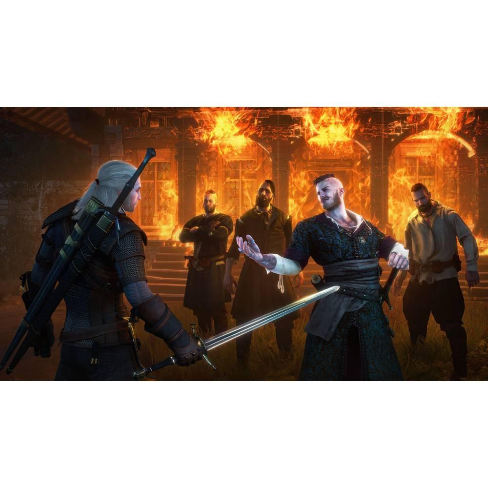"The Witcher 3: Wild Hunt. GOTY Edition (Ведьмак 3: Дикая Охота. Издание ""Игра Года"") (PS4) (Русская версия) (The Witcher 3: Wild Hunt. GOTY Edition (PS4) (RU)) фото 3"