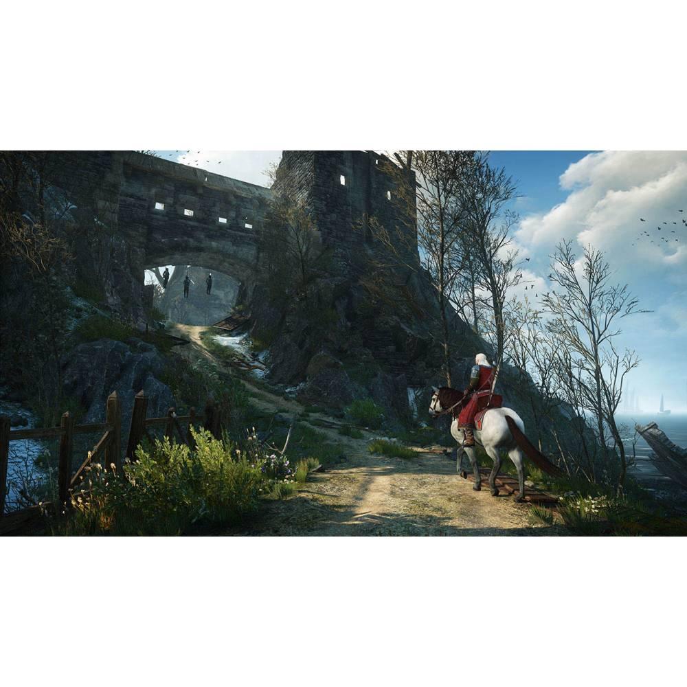 "The Witcher 3: Wild Hunt. GOTY Edition (Ведьмак 3: Дикая Охота. Издание ""Игра Года"") (PS4) (Русская версия) (The Witcher 3: Wild Hunt. GOTY Edition (PS4) (RU)) фото 6"