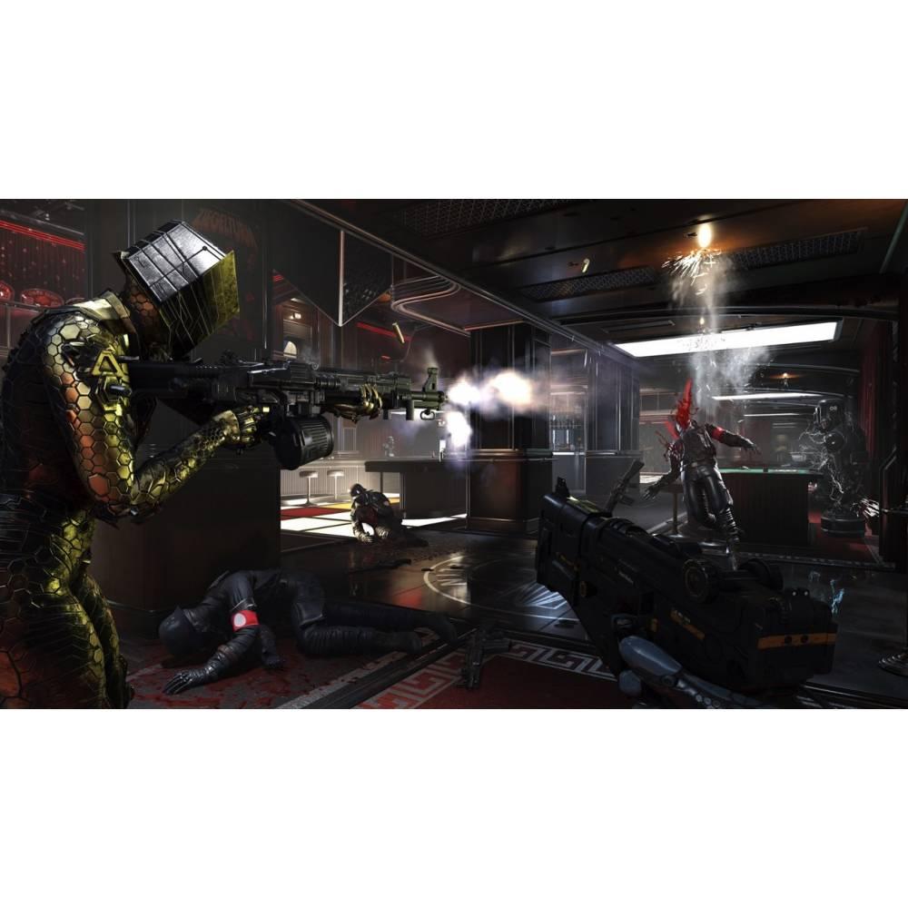 Wolfenstein: Youngblood Deluxe Edition (PS4/PS5) (Русская озвучка) (Wolfenstein: Youngblood Deluxe Edition (PS4/PS5) (RU)) фото 5